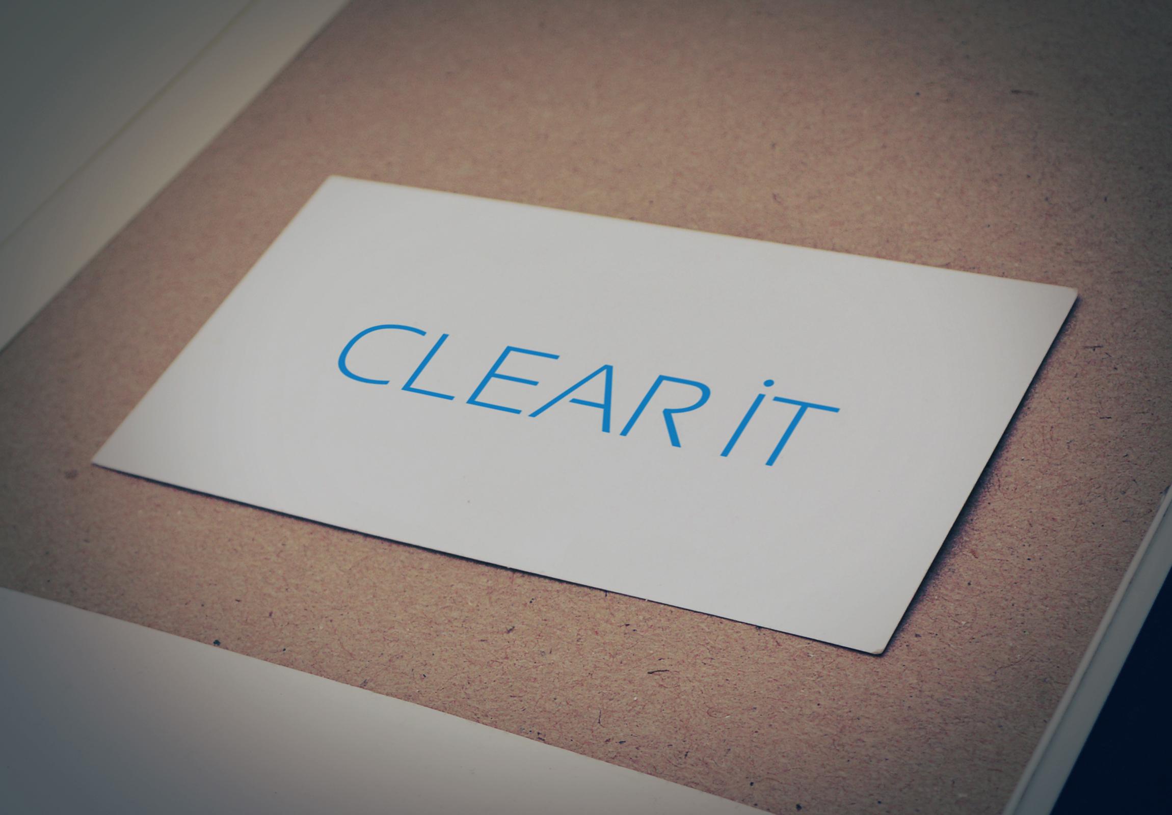 Clear IT Logo