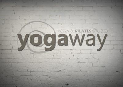 Logo Design Yogaway