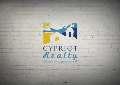 Cypriot Realty website design