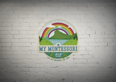 Website Design My Montessori Eco School