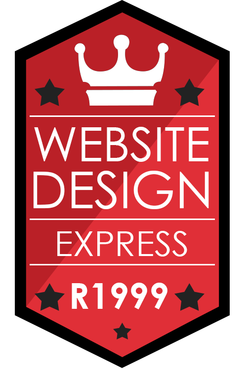 Website Design Express R1999