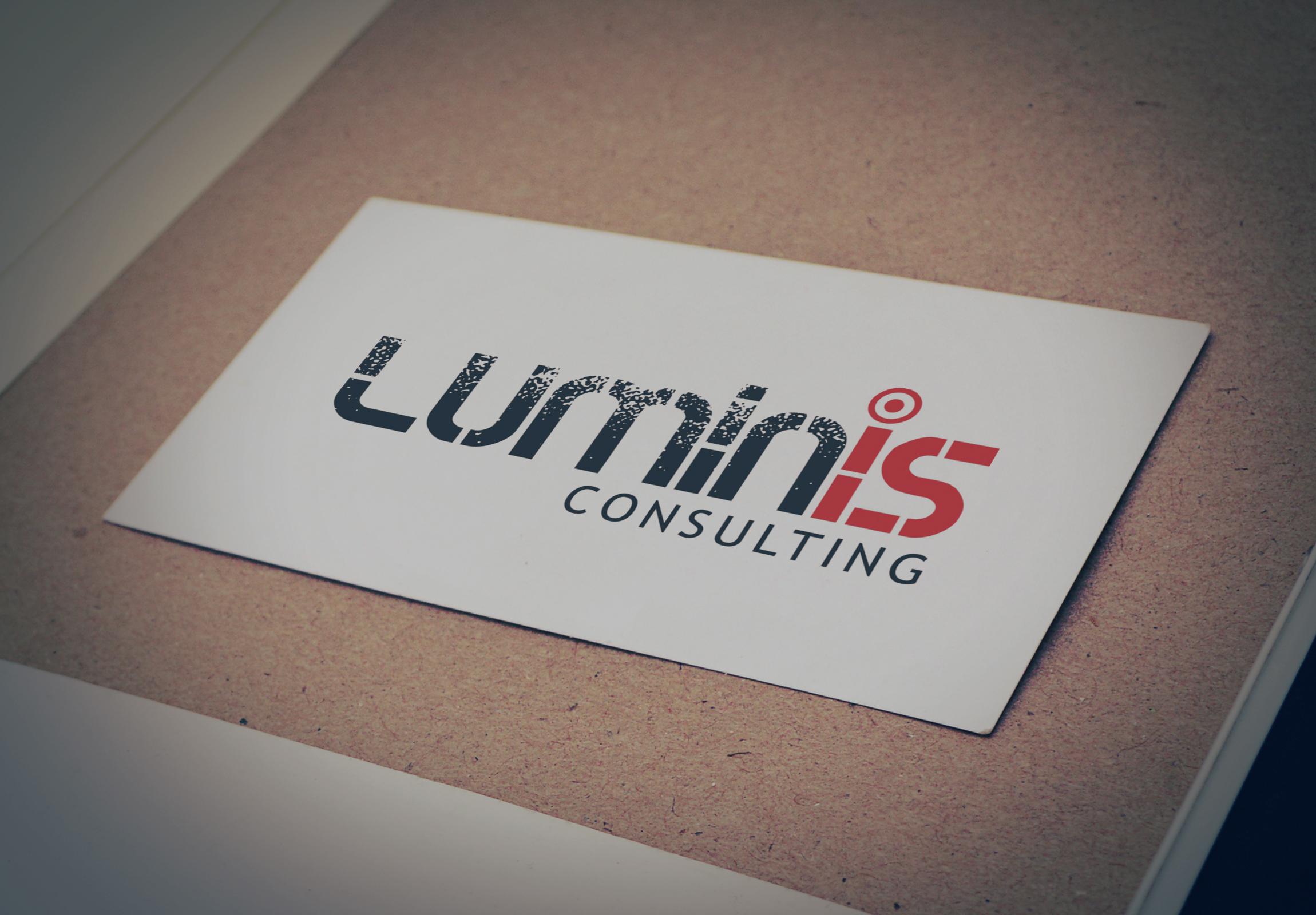 Logo design luminIS Consulting