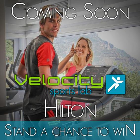 VSL Hilton Velocity Sports Lab Hilton