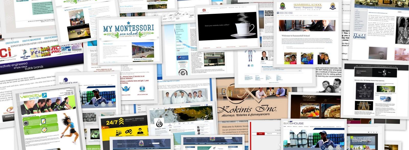 Creative Imagineering Website Design Tips
